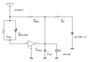 ラジオ回路