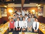 理工学系技術部歓迎会(平成28年度)