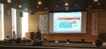 分子研の中村さんによる講演がありました。