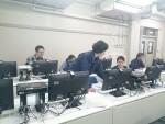 平成30年度 配属先研修(知能・メディア情報技術グループ)