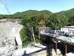 社会基盤・環境コース3年次現場見学会